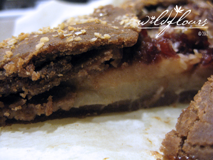 """Gluten Free Pear Cranberry Rustic Tart (a.k.a """"pie"""") made with ..."""