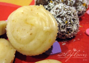 Gluten Free Orange Cream Meltaways