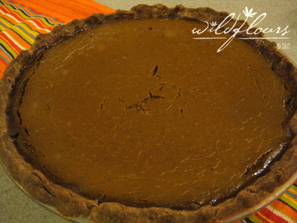 GF, DF Pumpkin Pie