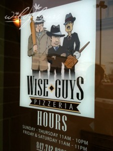 Wise Guys Pizzeria S. Elgin, IL